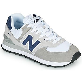 Schoenen Lage sneakers New Balance 574 Grijs