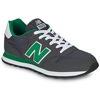 Schoenen Heren Lage sneakers New Balance 500 Grijs / Groen