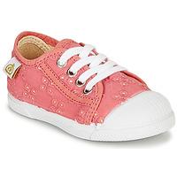 Schoenen Meisjes Lage sneakers Citrouille et Compagnie MALIKA Roze
