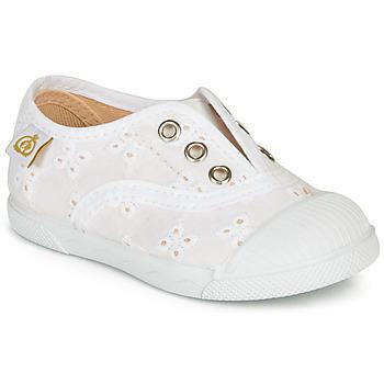 Schoenen Kinderen Lage sneakers Citrouille et Compagnie RIVIALELLE Wit