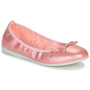 Schoenen Meisjes Ballerina's Citrouille et Compagnie INOBALI Roze