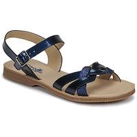 Schoenen Meisjes Sandalen / Open schoenen Citrouille et Compagnie MADELLE Marine
