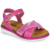 Schoenen Meisjes Sandalen / Open schoenen Citrouille et Compagnie GAUFRETTE Roze