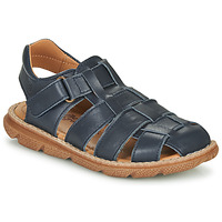 Schoenen Jongens Sandalen / Open schoenen Citrouille et Compagnie GLENO Marine
