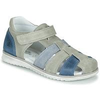 Schoenen Jongens Sandalen / Open schoenen Citrouille et Compagnie FRINOUI Grijs