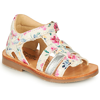 Schoenen Meisjes Sandalen / Open schoenen Citrouille et Compagnie MIDINA Multicolour