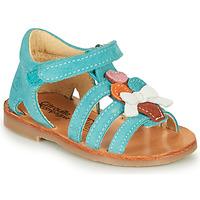 Schoenen Meisjes Sandalen / Open schoenen Citrouille et Compagnie MIETTE Groen