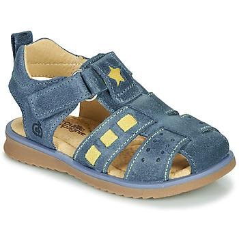 Schoenen Jongens Sandalen / Open schoenen Citrouille et Compagnie MARINO Marine