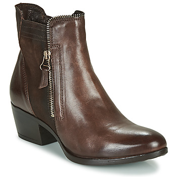 Schoenen Dames Laarzen Mjus DALLAS-DALLY Bordeaux
