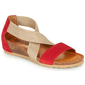 Schoenen Dames Sandalen / Open schoenen IgI&CO 5198177 Rood