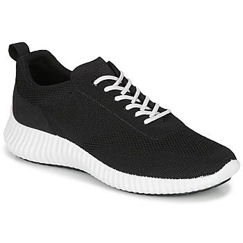 Schoenen Heren Lage sneakers IgI&CO  Zwart