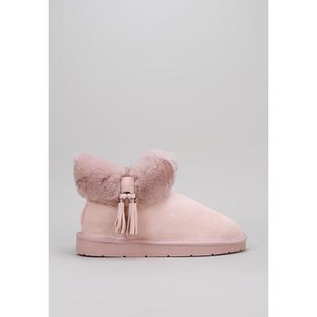 Schoenen Dames Snowboots Krack  Roze