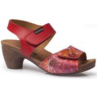 Schoenen Dames Sandalen / Open schoenen Calzamedi S  SUMMER 2019 ROJO
