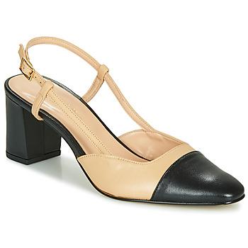 Schoenen Dames pumps Jonak DHAPOP Beige / Zwart
