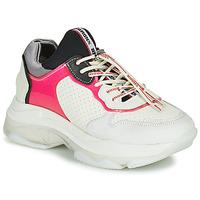 Schoenen Dames Lage sneakers Bronx BAISLEY Wit / Roze