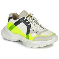 Schoenen Dames Lage sneakers Bronx SEVENTY STREET Wit / Geel