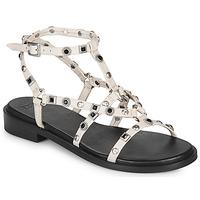 Schoenen Dames Sandalen / Open schoenen Bronx THRILL Wit
