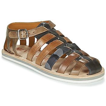 Schoenen Heren Sandalen / Open schoenen Melvin & Hamilton SAM-3 Grijs
