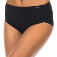 Ondergoed Dames Slips Janira Slip  Best Comfort Zwart