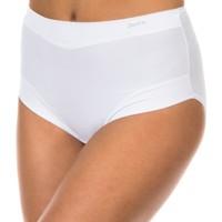 Ondergoed Dames Slips Janira Slip  Micro Fibre Wit