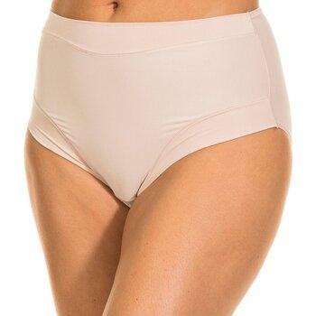 Ondergoed Dames Corrigerende slips Janira Slip  Micro Fibre Beige