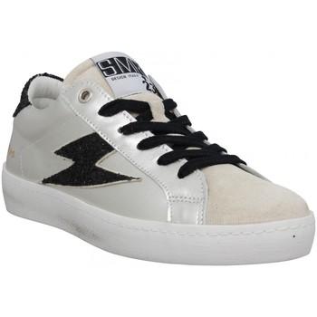 Schoenen Dames Lage sneakers Semerdjian 127281 Grijs