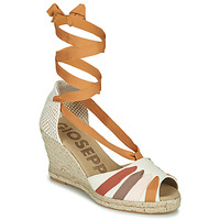 Schoenen Dames Sandalen / Open schoenen Gioseppo ARLEY Ecru / Mosterd