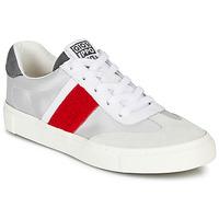 Schoenen Jongens Lage sneakers Gioseppo KANPUR Grijs / Rood