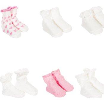 Accessoires Kinderen Sportsokken Le Petit Garçon Pack-6 Chaussettes Multicolour
