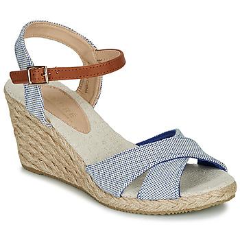 Schoenen Dames Sandalen / Open schoenen André PAULETTA Marine