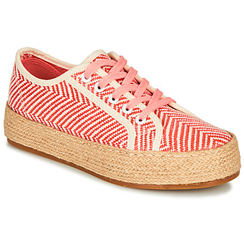 Schoenen Dames Espadrilles André PEN Orange