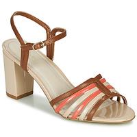 Schoenen Dames Sandalen / Open schoenen André PARISSE Multi-couleurs