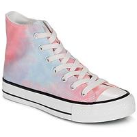 Schoenen Dames Hoge sneakers André HEAVEN Multi-couleurs