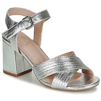 Schoenen Dames Sandalen / Open schoenen André JACYNTH Zilver