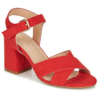 Schoenen Dames Sandalen / Open schoenen André JACYNTH Rood