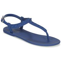 Schoenen Dames Sandalen / Open schoenen André HADEWIG Marine