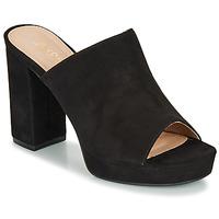 Schoenen Dames Sandalen / Open schoenen André MELINDA Zwart