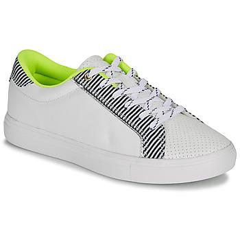 Schoenen Dames Lage sneakers André HAMAKO Wit