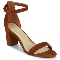 Schoenen Dames Sandalen / Open schoenen André BERTILLE Brown