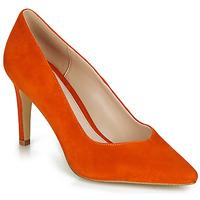 Schoenen Dames pumps André BETH Orange
