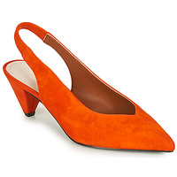 Schoenen Dames pumps André JAYLYN Orange
