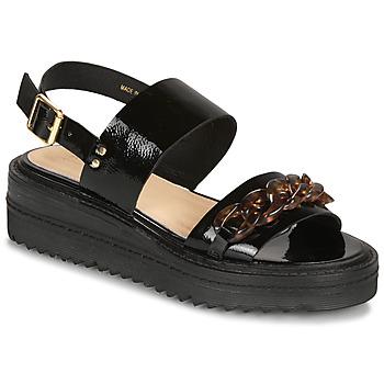 Schoenen Dames Sandalen / Open schoenen André ESPERANZA Zwart