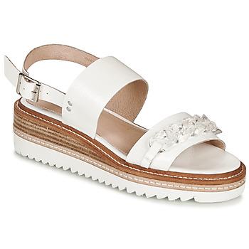 Schoenen Dames Sandalen / Open schoenen André ESPERANZA Wit