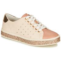 Schoenen Dames Lage sneakers André PENNY Roze