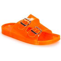 Schoenen Dames Sandalen / Open schoenen André HAF Orange