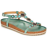 Schoenen Dames Sandalen / Open schoenen André ETHEL Blauw