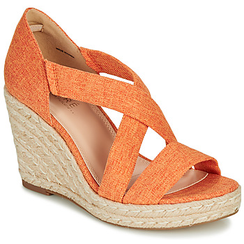 Schoenen Dames pumps André PERMELIA Orange