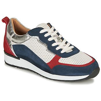 Schoenen Dames Lage sneakers André HAVEN Marine