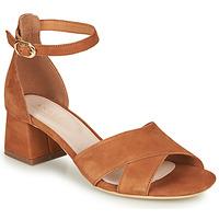 Schoenen Dames Sandalen / Open schoenen André JAYLA  camel