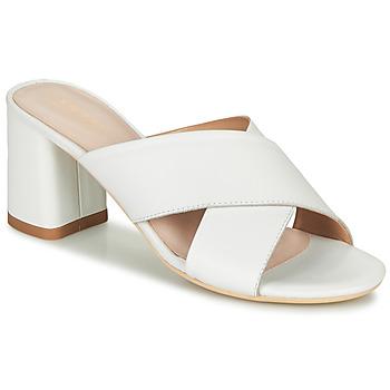 Schoenen Dames Sandalen / Open schoenen André JULITTA Wit